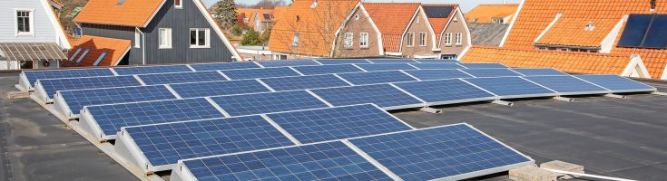 Grote PV-installaties